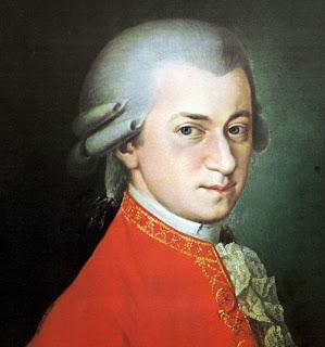 retrato mozart