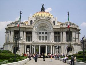 Palacio de las Bellas Artes México