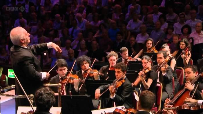 novena sinfonía de Beethoven (1)