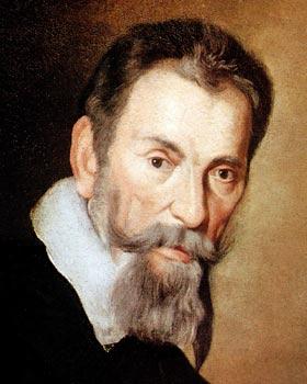 Compositores-de-musica-clasica-Claudio-Monteverdi